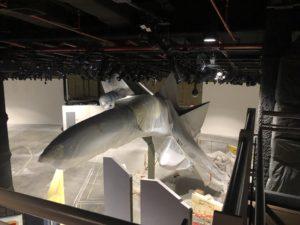 9-11 F-18 at Marine Museum